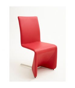 Wave Dining Chair / Red