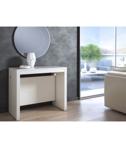 Mosko console - Dining Table / White
