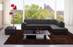 Sorrento Sectional / Dark Grey
