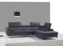 Astra Sectional / Dark Grey
