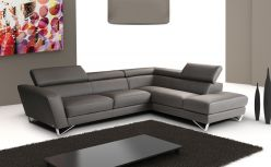 Novo Sectional / Dark Grey