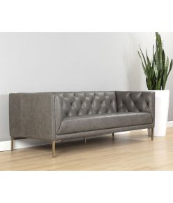 Opera Sofa / Vintage Steel Grey