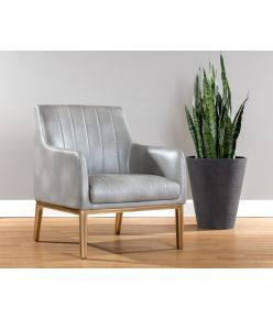 Pistoia Lounge Chair / Metal