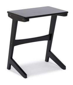 Leyra Side Table / Black