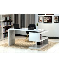 Arlo Desk / White