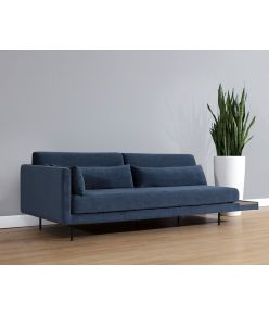 Mandoza Sofa / Dusty Blue
