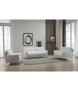 Bergamo Leather Sofa