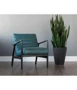 Alicante Lounge Chair / Peacock