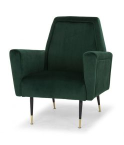 Victor Chair / Emerald Green
