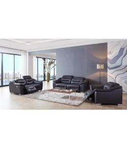 Malibu Recliner Leather Sofa