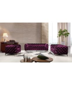 Bolzano Sofa / Purple