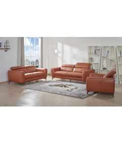 Messina Leather Sofa