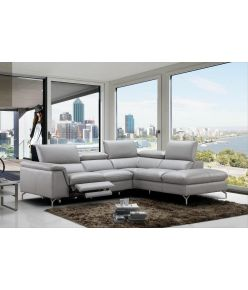 Apollo Recliner Leather Sectional