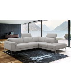 Tourine Leather Sectional