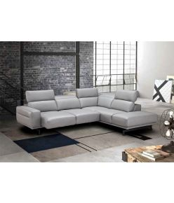Isabel Sectional / Light Grey