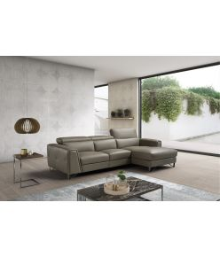 Ashton Recliner Leather Sectional