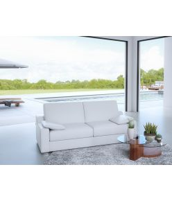 Petra Sofa Bed / White