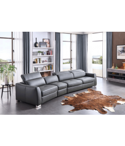 Cetona Recliner Sectional Sleeper