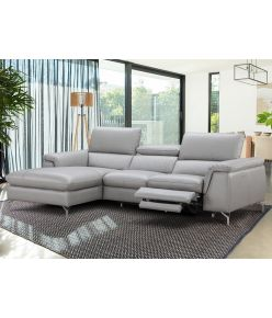 Cala Recliner Leather Sectional