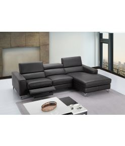 Kingston Recliner Leather Sectional