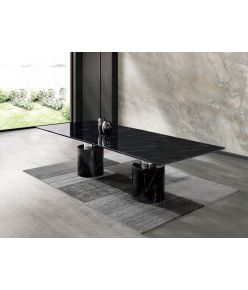 Bellagio Dining Table / Black