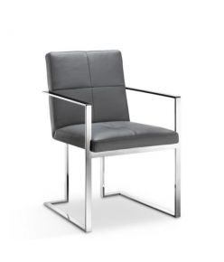 Parker arm chair / Grey