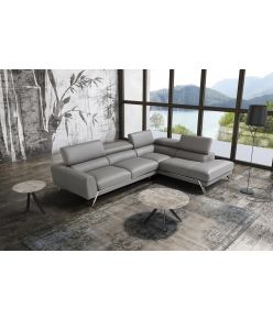 Tropea Leather Sectional