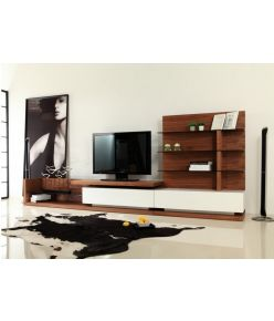 Kumo Wall Unit / Walnut