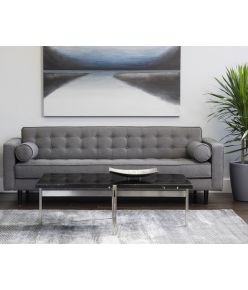 Selena Sofa / Dark Grey