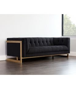 Briony Sofa / Black