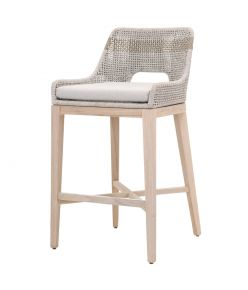 Tapestry Outdoor Barstool / Taupe