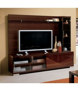 Hudson Wall Unit / Walnut