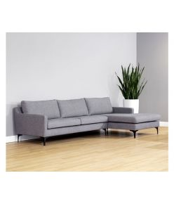 Cologne Sectional / Dark Grey
