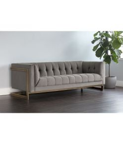 Briony Sofa / Pebble