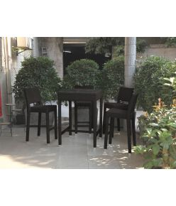 Abel Outdoor Bar Set