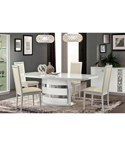 Cadorna Dining Table / White