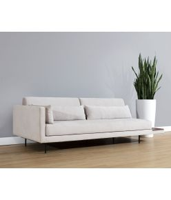 Mandoza Sofa / Light Grey