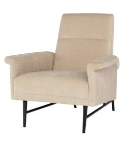 Mathise Occasional Chair / Almond