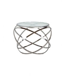 Fly Side Table / Silver