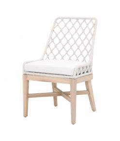 Lattis Outdoor Dining Chair
