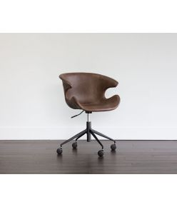 Tula Office Chair / Brown