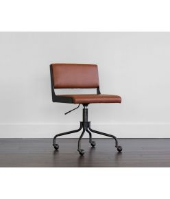 Time Office chair / Rust