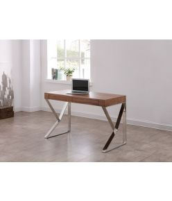 Orel Large Desk / Walnut