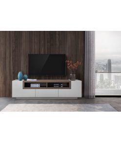 Talento TV Stand / Grey Oak