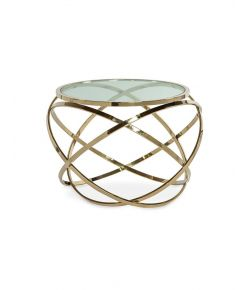 Fly Side Table / Gold