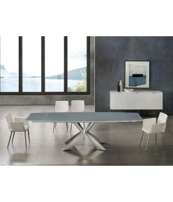 Egeo Motorized Table / Grey