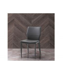 Stressa Chair / Dark Grey