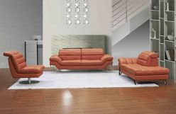Fiorenza Leather Sofa