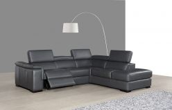 Estella Recliner Leather Sectional