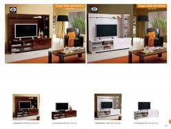 Capri Wall Unit